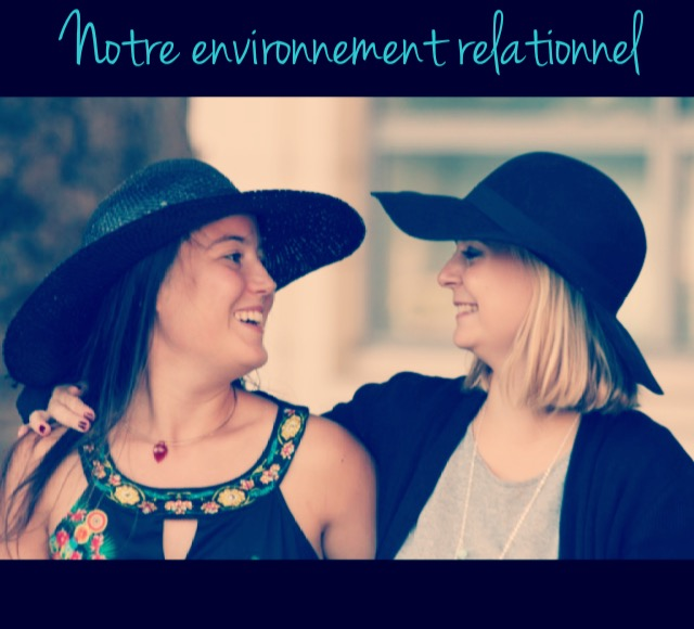notre environnement relationnel