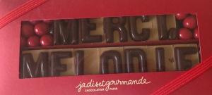 Idée cadeaux chocolats
